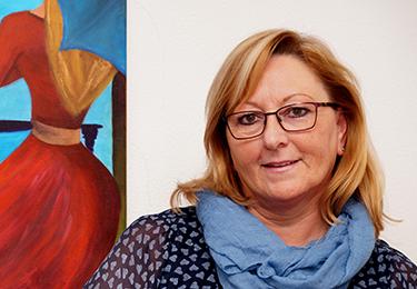 Diana Schuiten - Examensecretaris