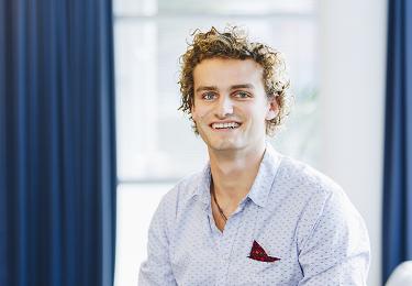 Gijs Geertzen - Roostermaker, Leerlingbegeleider