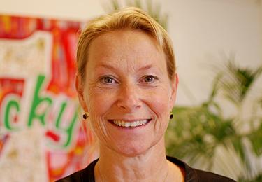 Jackeline Tullenaar - Rector