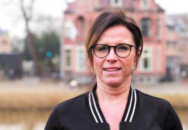 Jacqueline de Vré - Office manager