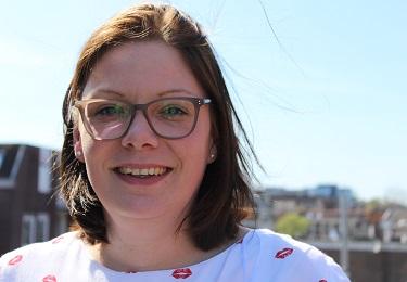Jessica Dijkstra - Toets- en examensecretaris