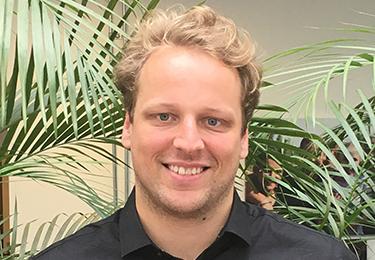 Joep van den Boom - Examensecretaris