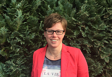 Malon van den Berg - Secretaresse