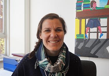 drs. Marije Munter - Conrector leerlingbegeleider
