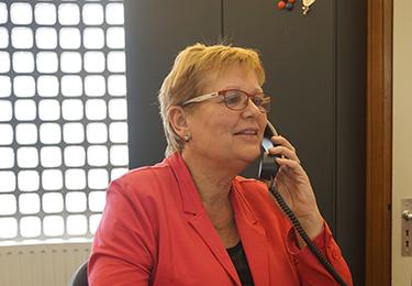 Nelie Kreeft - Administratief medewerker